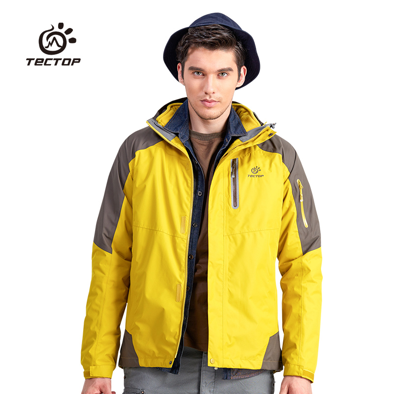 Mens Waterproof Clothing Mountaineering Jacket Outdoor Waterproof Suit For Fishing Trekking Jacket Windbreaker Hiking Jacket Man