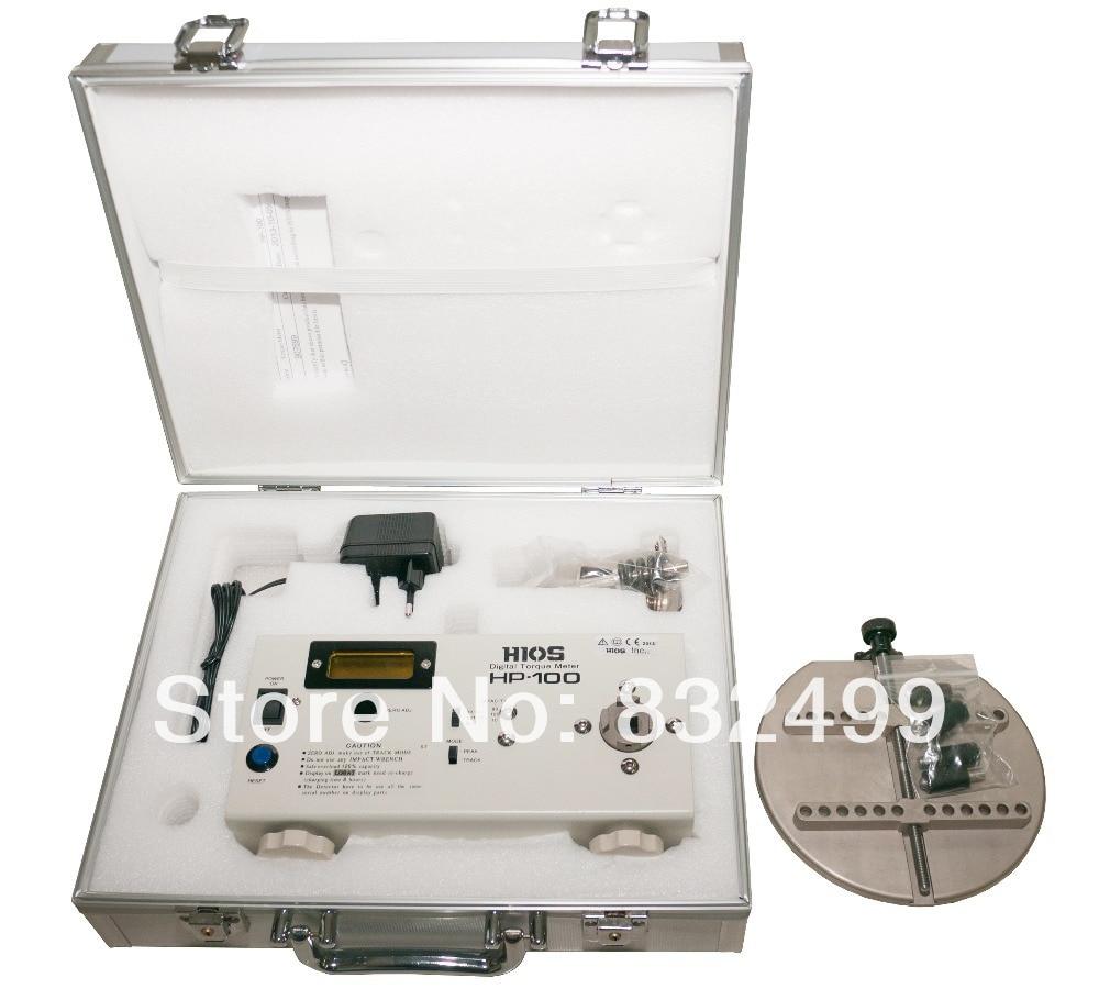 digital bottle cap cover torque meter HP 100