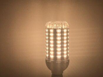цена на High CRI RA 95+ LED Bulbs 30W AC85-265V E27 Socket Ultra Bright LED Corn Light 3500K Warm White 3500LM for Garden Kitchen Room