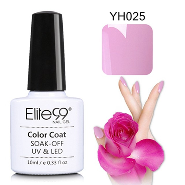 Tienda Online Elite99 10 ml magenta color Series UV Esmaltes de uñas ...