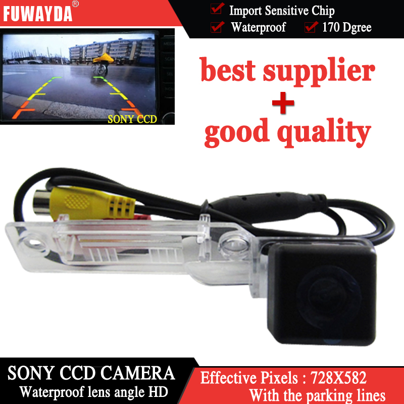 FUWAYDA SONY CCD Car Rear View Reverse Backup Parking font b Camera b font for Volkswagen