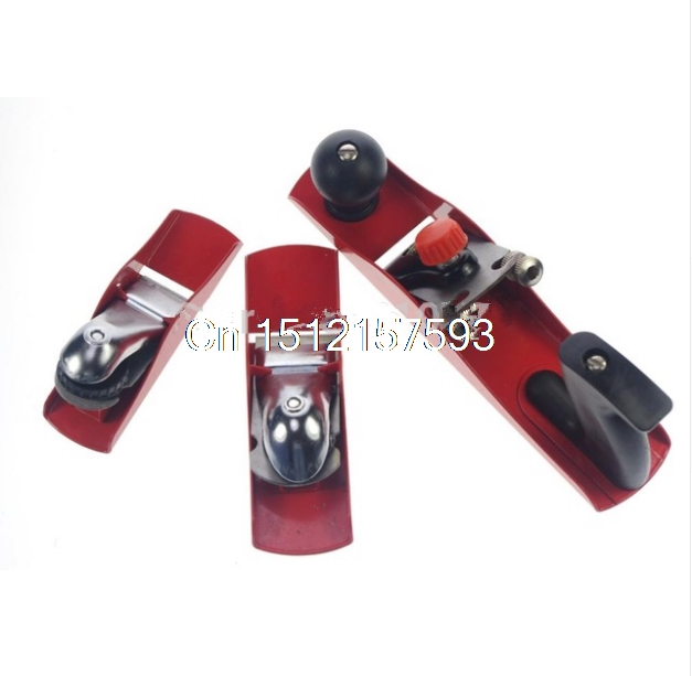 3PCS Small Medium Large Size 65 Manganese Steel Manual Woodwork Planer With Planer Blade