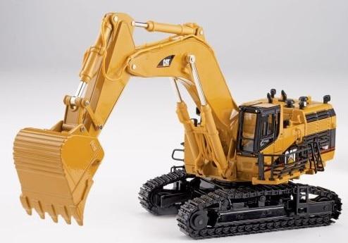 1:50 Original Caterpillar CAT 5110B Excavator Model