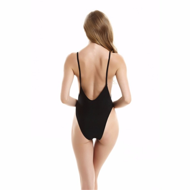 Exquisite Black Swimsuit