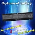 JIGU 4400MAH Laptop Battery For Toshiba PA5024U-1BRS PABAS260 PABAS259 PABAS261 PABAS262 PA5023U-1BRS PA5025U-1BRS PA5026U-1BRS