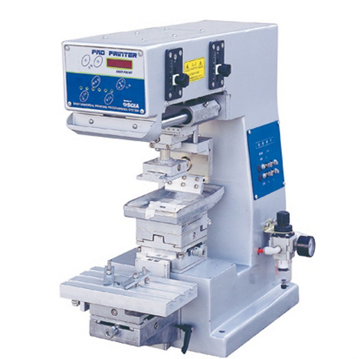 Cheaper Cost Automatic Single Color Ink Cup Tabletop Pad Printing Machine
