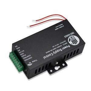 Image 5 - Controlador da fonte de alimentação, controlador da fonte de alimentação do controle de acesso dc 12v 3a/5a ac90 ~ 260v entrada sem/saída nc para todos os tipos de bloqueio com atraso de tempo