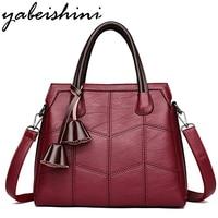 Luxury Handbags Women Bags Designer Genuine Leather Handbags Women Shoulder Crossbody Messenger Bag Casual Tote 2018 Sac A Main