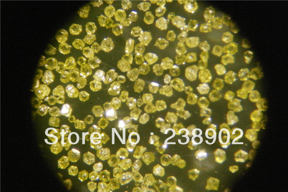 70/80, 80/100, 100/120  Green Color RVD Synthetic Diamond Powder Artificial Diamond Powder Man-made Diamond Powder