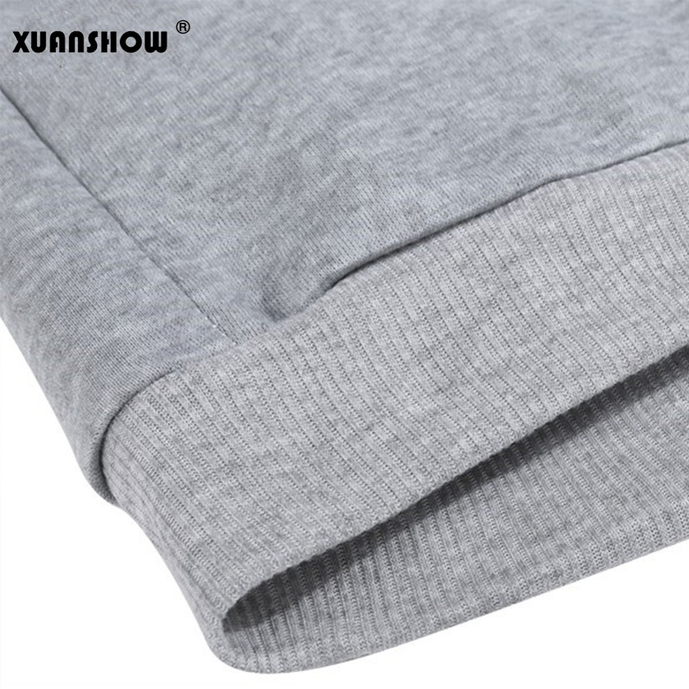 XUANSHOW 2018 BTS Kpop Unserxi Hoodies Sweatshirts Clothes BURN THE STAGE THE MOVIE Letters Printed Pullover Tops Moletom S-5XL 5