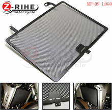 for yamaha Motorcycle Radiator Guard Grille Protector Cover For Yamaha MT-09 MT09 XSR900 FZ09 FJ09 MT FZ 09 RACER ABS 900 2015 motorcycle stainless steel radiator guard protector grille grill cover for yamaha mt 09 mt09 fz09 fz 09 2013 2014 2015 xsr900