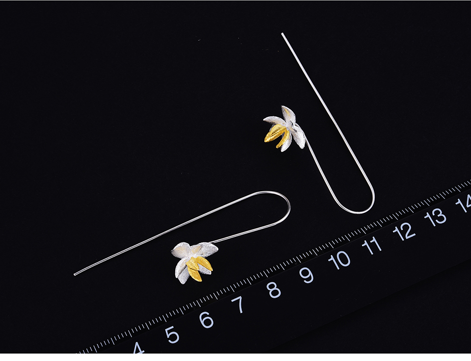 HTB1AiKjkOQnBKNjSZFmq6AApVXa0 - Lotus Fun Real 925 Sterling Silver Natural Original Handmade Fine Jewelry Cute Blooming Flower Fashion Drop Earrings for Women