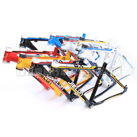151204 16 Paragraph JIELUN Bicycle Frame High Strength Aluminum Alloy 26 Inch 17 Disk Brake Mountain