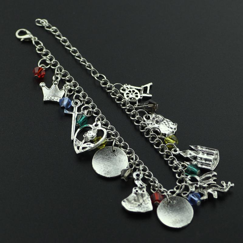 Sleeping Beauty Princess Bracelet