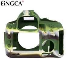 Máy Ảnh mới Video Thân Túi Bảo Vệ Cao Su dành cho Canon 5DS 5DSr 5DIII 5D4 6D 60D 70D 80D 1300D 100D 800D 600D DSLR