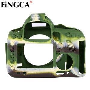Image 1 - Máy Ảnh mới Video Thân Túi Bảo Vệ Cao Su dành cho Canon 5DS 5DSr 5DIII 5D4 6D 60D 70D 80D 1300D 100D 800D 600D DSLR
