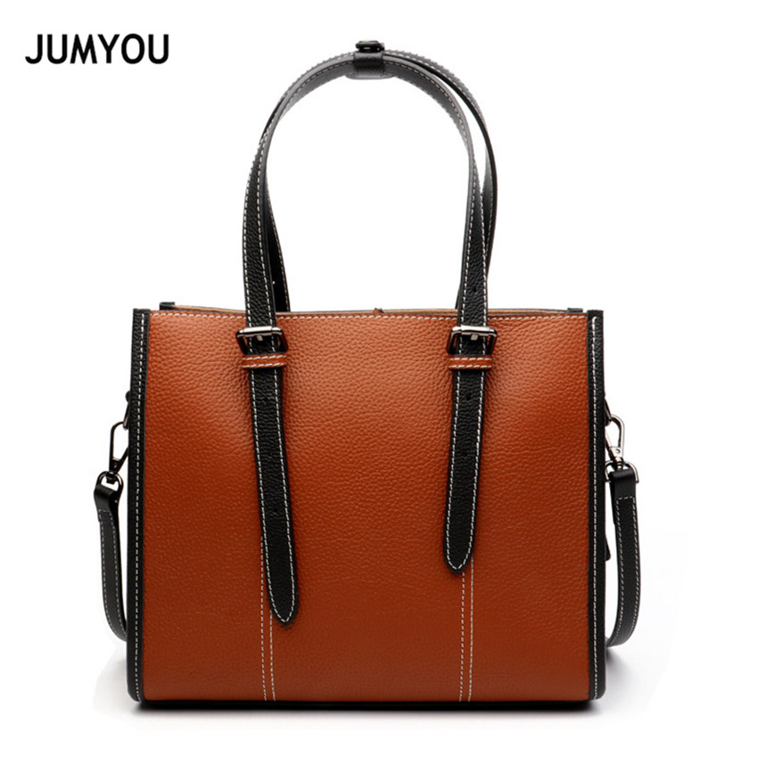 Genuine Leather Women Cross body Bags Totes Bags Vintage Fashion Simple Messenger Bags For Female Handbags For Ladies Sac A Main women split leather totes handbags large big soft orange fashion simple sac a main tote bags for ladies handbags bags for girls