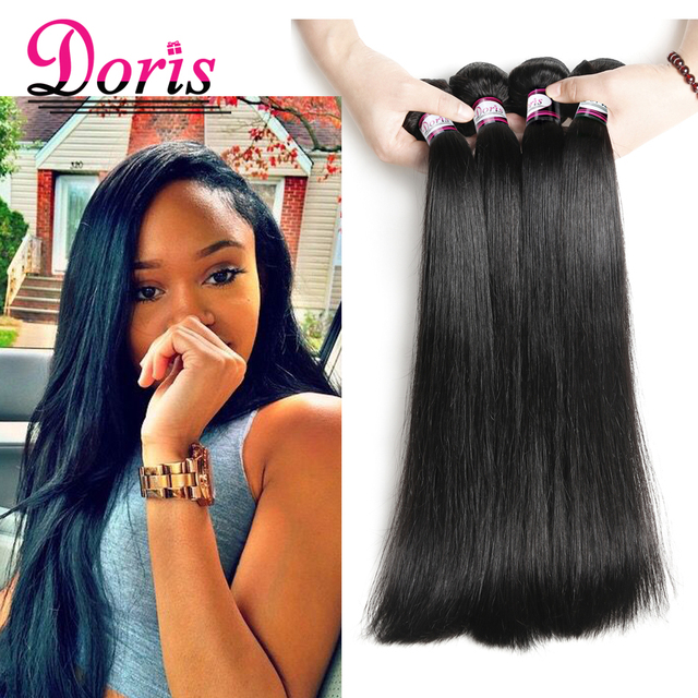 Doris Hair Products Indian Virgin Hair Straight 8a Cheap Virgin