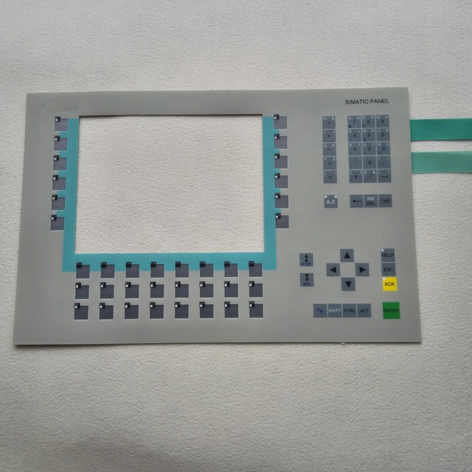 MP270B-10 6AV6542-0AG10-0AX0 6AV6 542-0AG10-0AX0 MEMBRANE KEYPAD FOR HMI REPAIR, HAVE IN STOCK new membrane keypad operation panel button mask for mp270b 6av6542 0ag10 0ax0 6av6 542 0ag10 0ax0