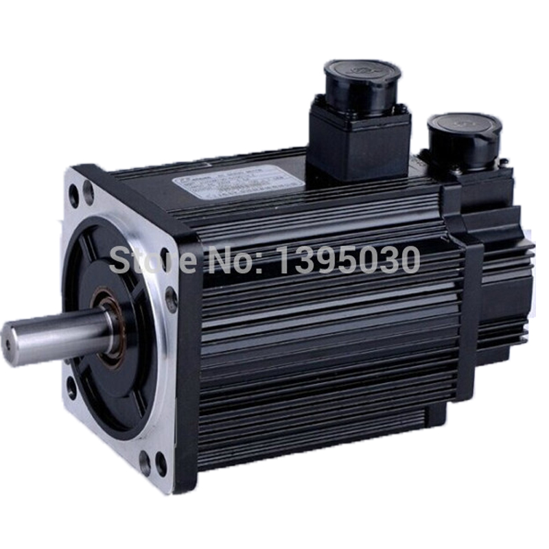 1pcs high efficiency motor 1.5KW AC servo motor 220v AC SERVO 110ST-M05030