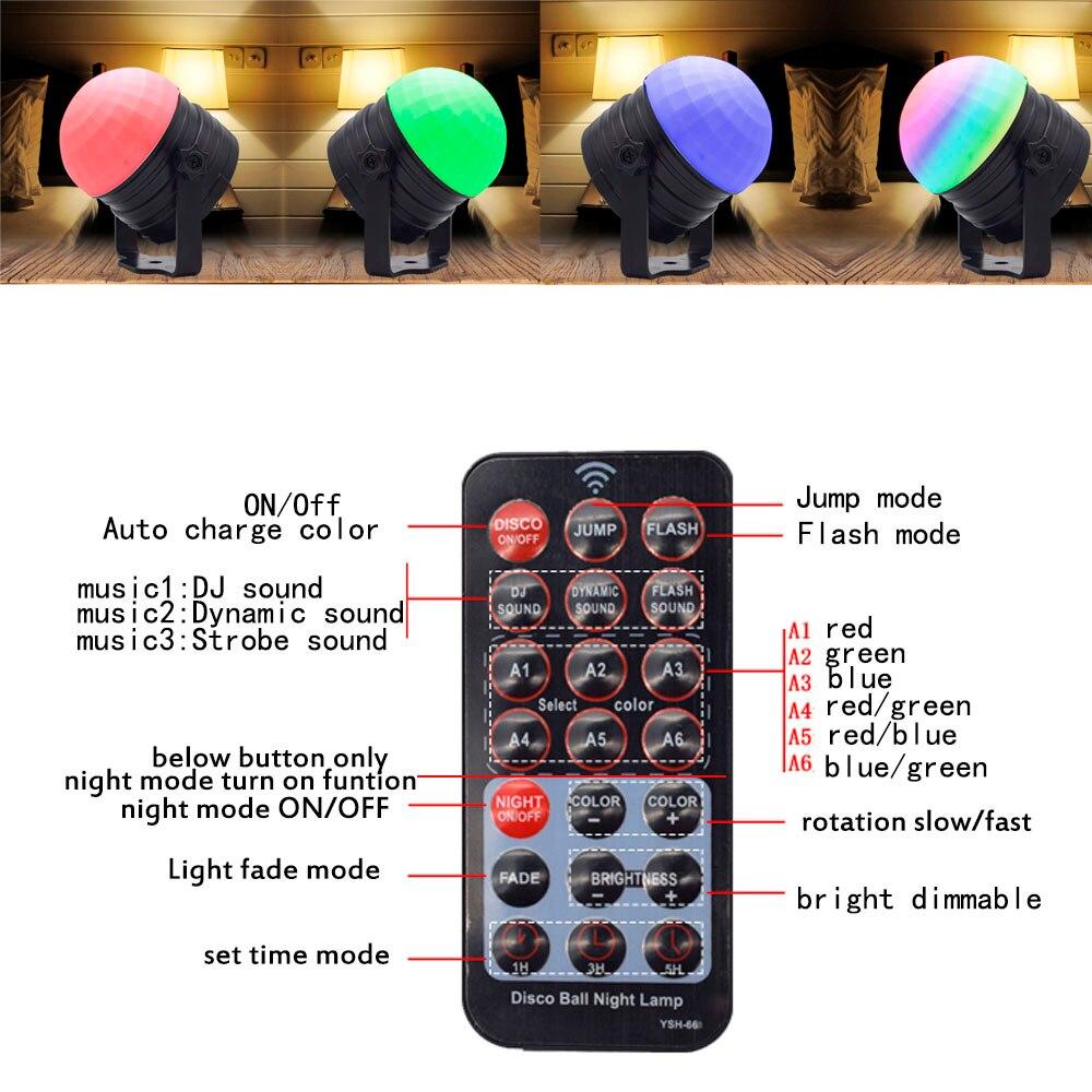 Lampe LED d'étape d'effet de lumière de LED disco de contrôle sonore de lumière de partie de vacances avec DMX512 pour le laser de lumières de cour d'équipement de dj