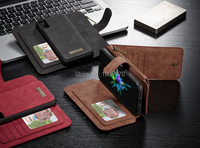 CaseMe Zipper Wallet Leather Case For IPhone 8 I8 8G Iphone8 Samsung Galaxy NOTE8 NOTE 8