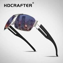 Square Sunglasses Men Polarized Brand Design Driving Sun Gla
