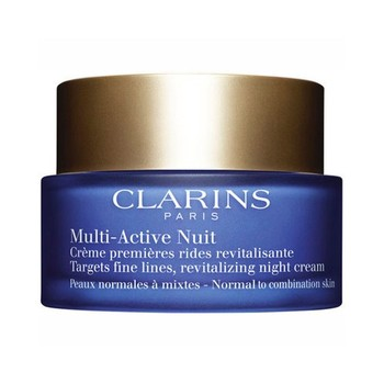 Clarins Multi-Active Night cream for all skin types 50 ml