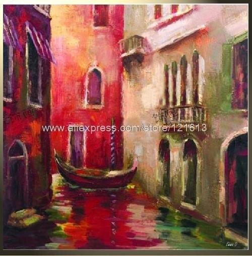 Achetez en gros peinture artiste en ligne des grossistes peinture artiste c - Tableau peinture a l huile moderne ...