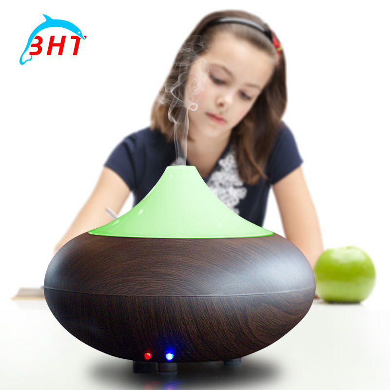 Led Aroma Oil Diffuser Portable Home Air Humidifier Ultrasonic Essential Mini Mist Maker Aromatherapy Fogger