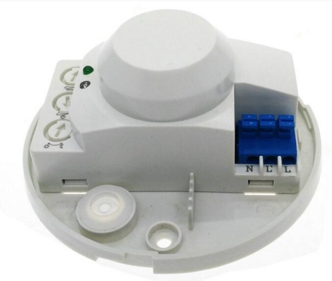 цены  Microwave Radar Sensor Light Switch PIR Occupancy Body Motion Detector 220V 1200W