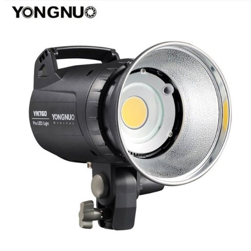 YONGNUO YN760 5500K Pro Studio Photography video studio flash Lamp LED Light nicefoto tb 600b 600w studio flash fast recycling time tb 600b studio profession photography studio light lamp touch button