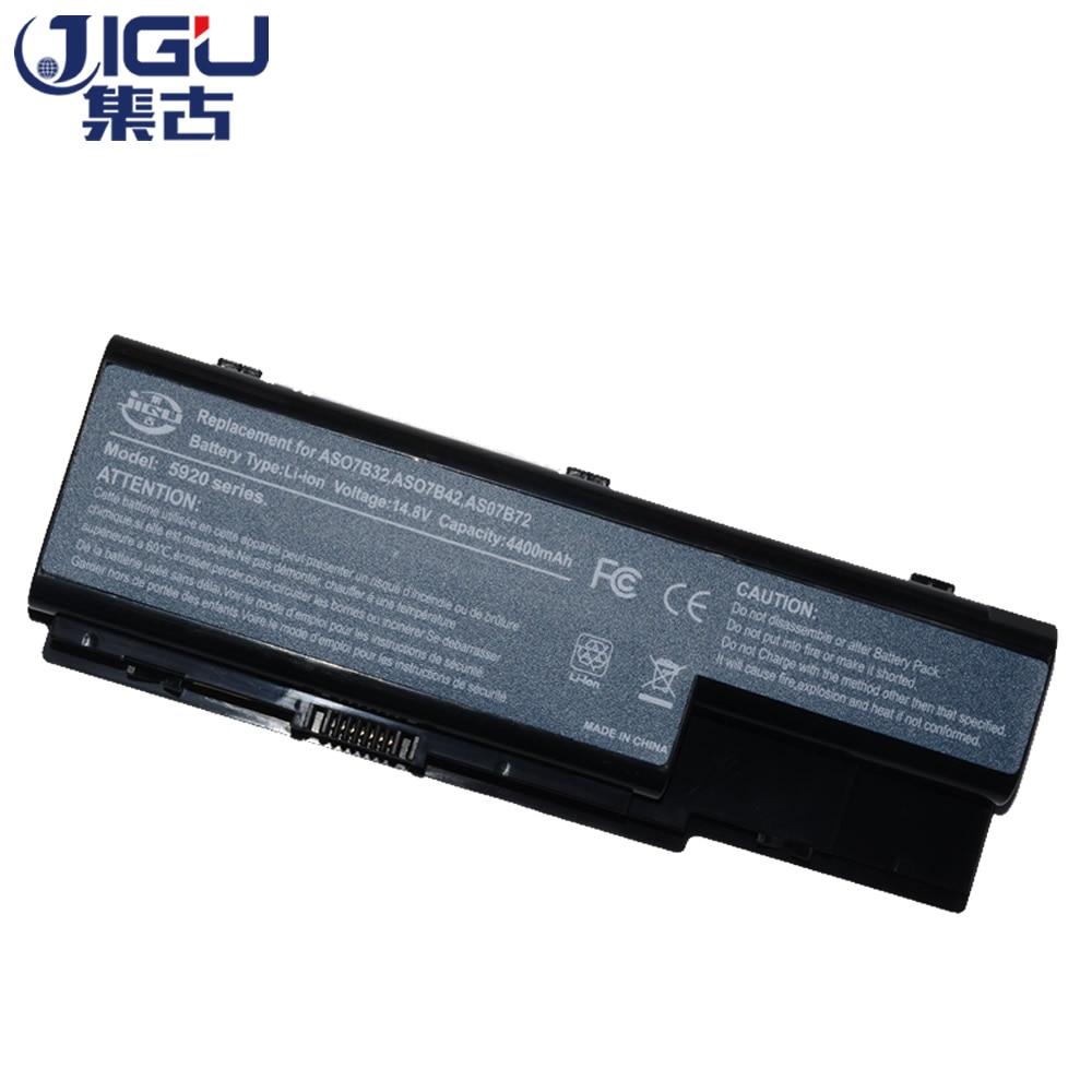 JIGU Laptop Battery For Acer Aspire 6920G 6930 7220 7530G 7540 7720G 7720Z 7730Z 7738 7740G 5300 5720G 5730 5739 5940JIGU Laptop Battery For Acer Aspire 6920G 6930 7220 7530G 7540 7720G 7720Z 7730Z 7738 7740G 5300 5720G 5730 5739 5940