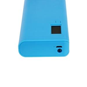 Image 5 - Rovtop ホット販売 5 5v デュアル usb 5 × 18650 パワーバンクバッテリーボックス携帯電話充電器 diy シェルケース iphone6 プラス S6 ため xiaomi