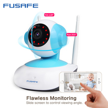 FUSAFE IP Camera 960P WiFi Wireless CCTV Security Camera Two Way Audio Baby Monitor Easy QR CODE Scan Connect Night Vision EU