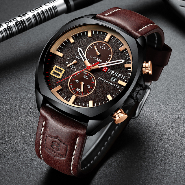 Military Analog Quartz Men's Sport Wristwatch