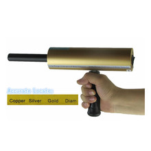 Lightweight Updated Version Long Range Copper,Silver,Gold,and Diamond 3D Metal Detector AKS