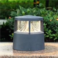 Гарантия для детей 10 лет, новый открытый Стигма огни Алюминиевый продукт наружного освещения бра для жилых