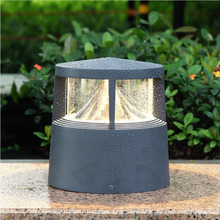 New outdoor stigma lights aluminum product lighting wall lamps for residential