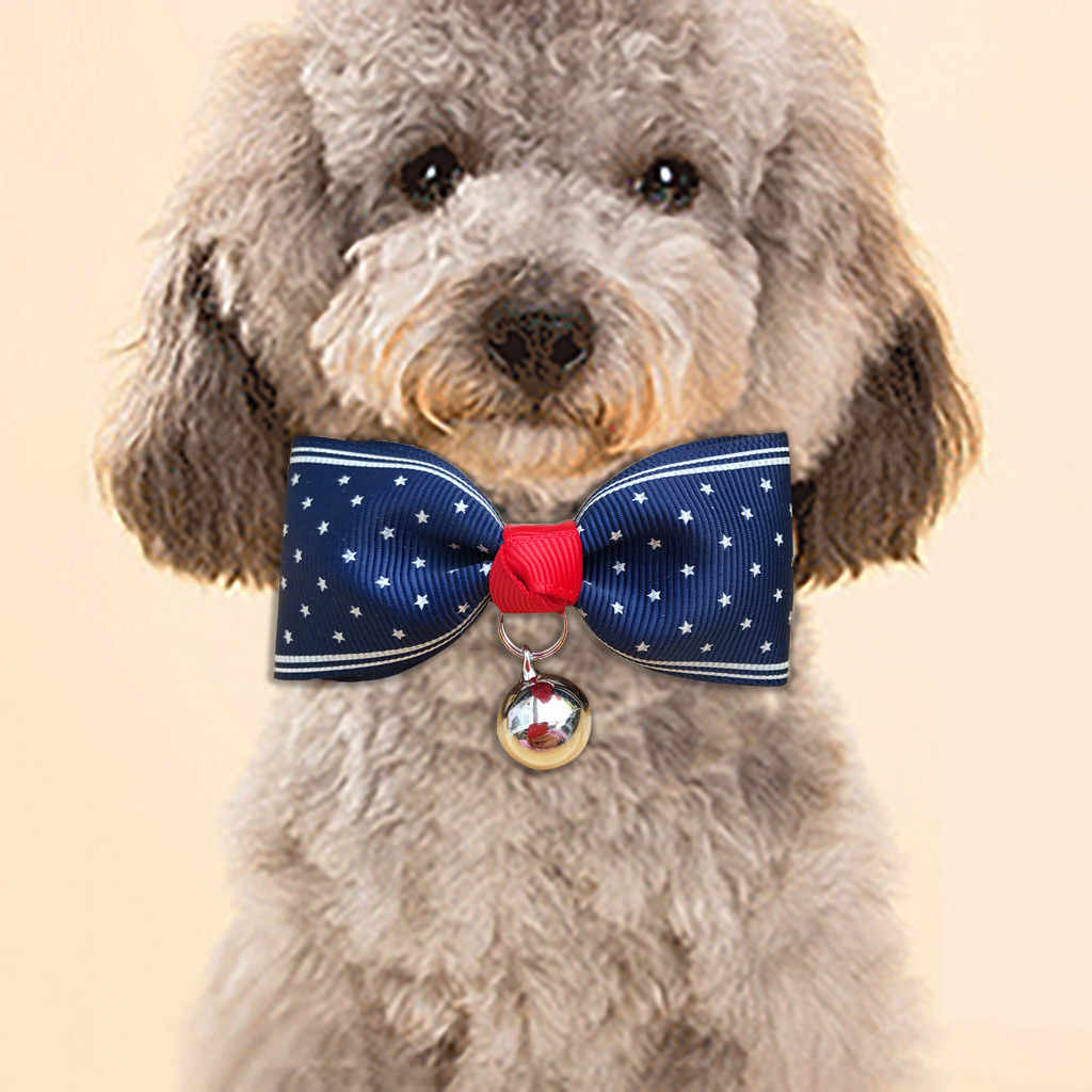 Cão Arcos Lote Cat Dog Pet Pet Bowtie Gravata borboleta Gravata de Poliéster Pet Decoração Sequin Pet Fornecimentos Accesorios Parágrafo Perro