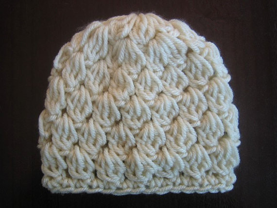 Crochet Baby Girl Hat Simple Elegance Hat Beanie Newborn Photography wholesale 10pcs/lot