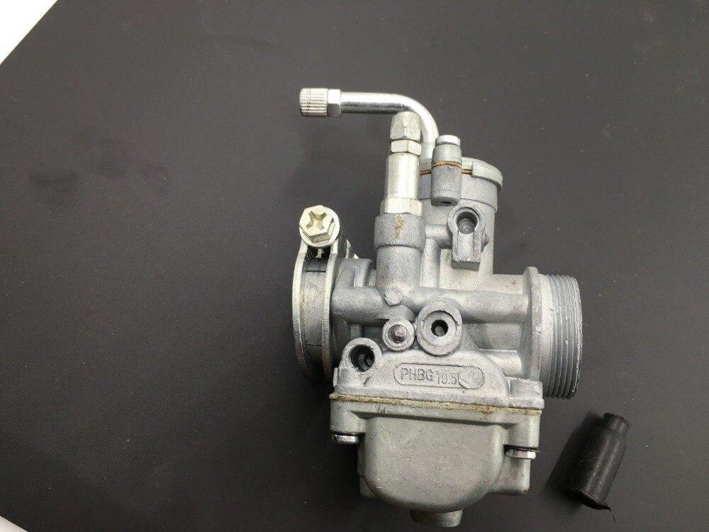 Artudatch Adaptateur de carburateur pour moto Yamaha YFM400F Grizzly YFM 450 400