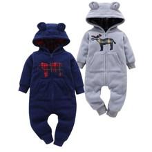 soft Baby Clothing Velvet