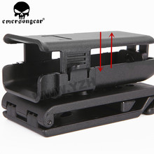 Adjusts Customizable Tactical GLOCK quick pull bag G17 single row magazine  For 1911 M92 P226 USP clip sleeve Pouch