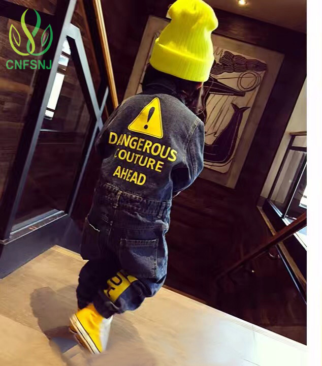 CNFSNJ 2019 Soft Denim Baby Romper Graffiti Infant Clothes Newborn Jumpsuit Baby Boy Girls Costume Cowboy Fashion Jeans Children(China)