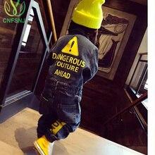 CNFSNJ г.; мягкий джинсовый Детский комбинезон с граффити; Одежда для младенцев; комбинезон для новорожденных; костюм для маленьких мальчиков и девочек; модные детские джинсы в ковбойском стиле
