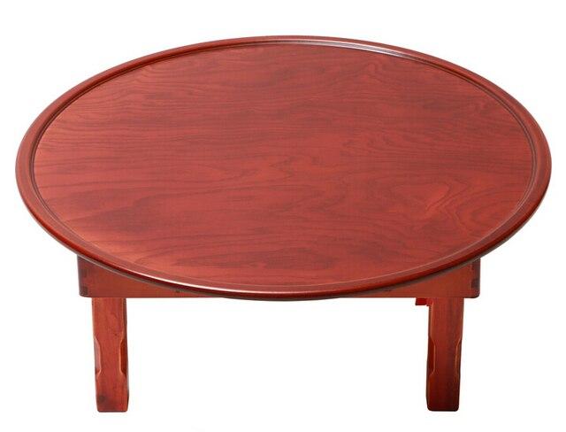 Ronde Tafel Hout : Aziatische stijl antieke ronde tafel vouwen benen cm woonkamer