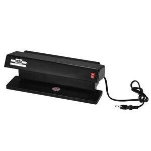 Image 4 - Портативный мультивалютный детектор фальшивых купюр Ультрафиолетовый Двойной УФ светильник устройство для обнаружения банкнот Checker Forge