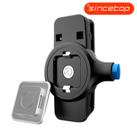 Universal Smart Magnetic Sport Case Running Armband With Quick Mount For Phone Belt Clip Gymnasium Activities