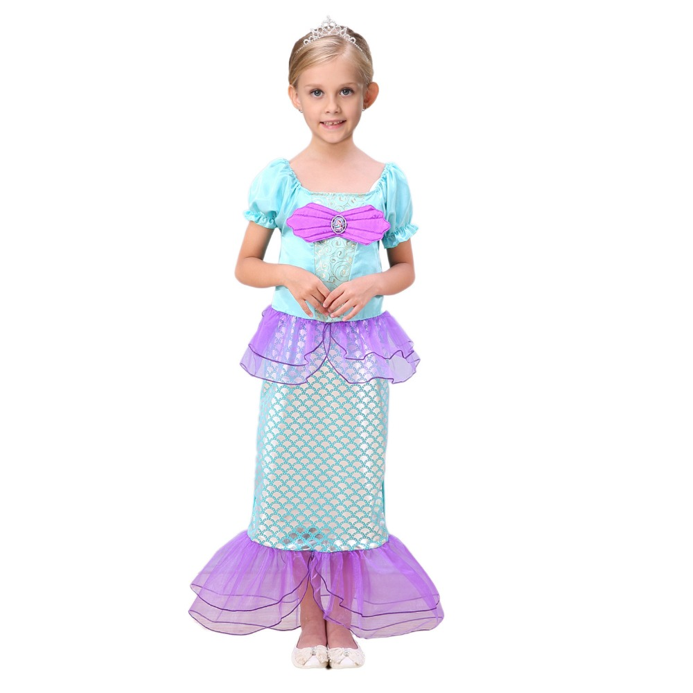 Online Get Cheap Princess Ariel Dress Costume -Aliexpress.com ...